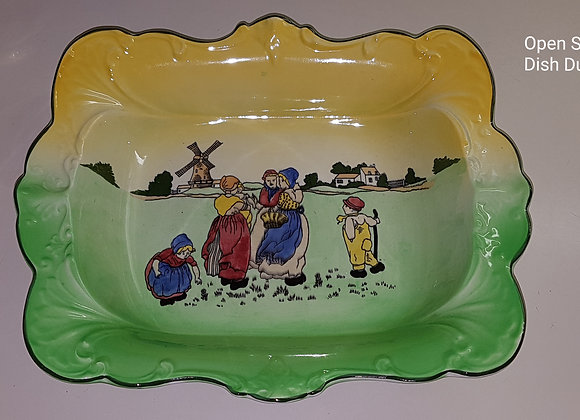 Open Serving Dish Dutch