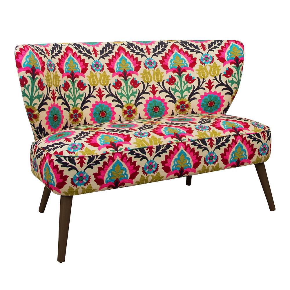 boho furniture, boho style, bohemian style