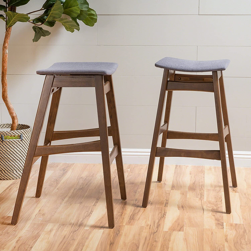 bar stools, modern wood stool, modern design, interior design