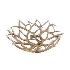 antler bowl, natural design, animals, deer antler