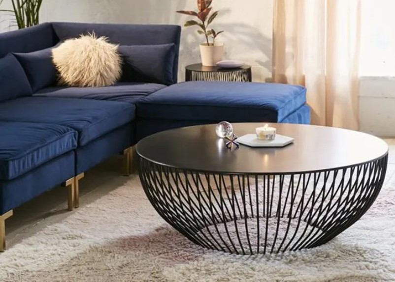 coffee table, urban style, modern urban, interior design, urban collective