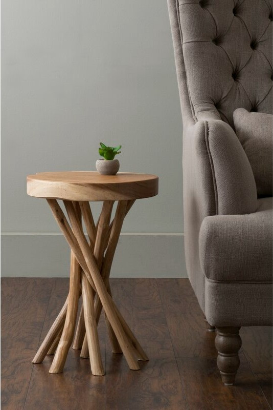 side table, living room, interior decoration