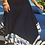 Thumbnail: Multistyle Navy Skirt