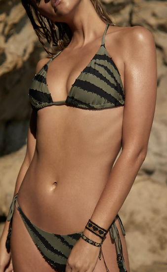 Tiger Lily Bikini Bottom