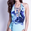 Thumbnail: Reversible Tye-Dye Exotic One Piece (Also Available in Purple)