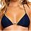 Thumbnail: Stardust Navy Bikini Top