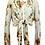 Thumbnail: Brown Tie Dye Kimono