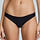 Thumbnail: Black Ruched Teeny Bikini Bottom (Also Available in Gold & White)