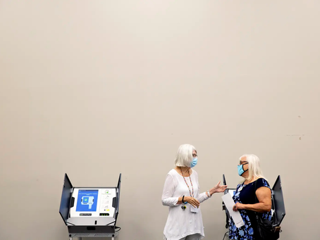 Analysis: Watch the bottom of Texas ballots for political change — not the top