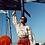 Thumbnail: Blusa renda de organza Skazi Thassia Naves