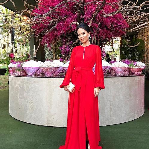 Vestido Boesky Amissima - Vermelho