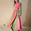 Thumbnail: Conjunto multicolor saia e blusa Skazi Thassia Naves