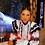 Thumbnail: Blusa detalhe babados e renda Skazi Thassia Naves