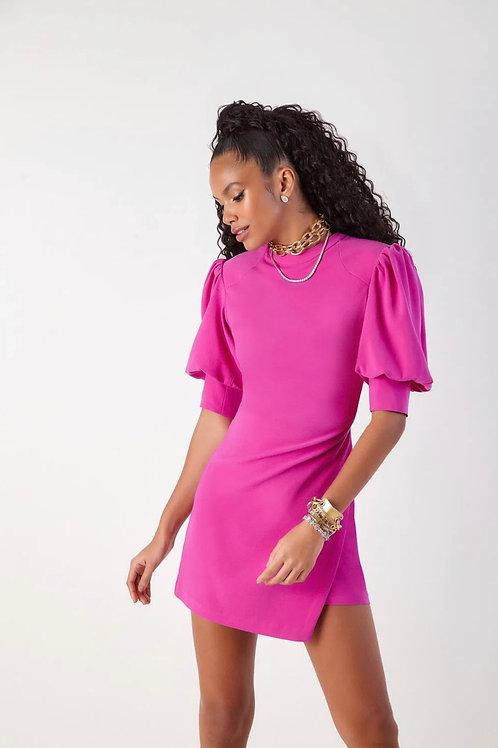 Vestido curto Pamela pink Fabulous Agilità