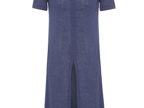 Blusa Cala Blanca - Azul Marinho