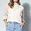 Thumbnail: Blusa detalhe renda off white Skazi