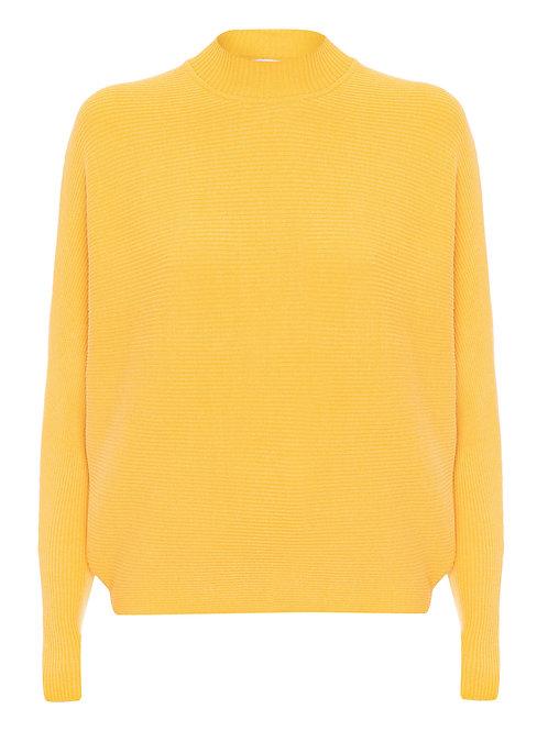 Blusa tricot Lilian amarelo Primart