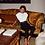 Thumbnail: Blusa detalhe manga cristais branca Skazi Sclub Thassia Naves