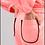 Thumbnail: Conjunto de moletom rosa fluor Skazi Sclub