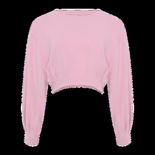 Blusa Ariane rosa claro TIG