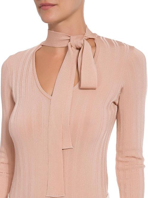 Blusa tricot laço Nude Animale bazar