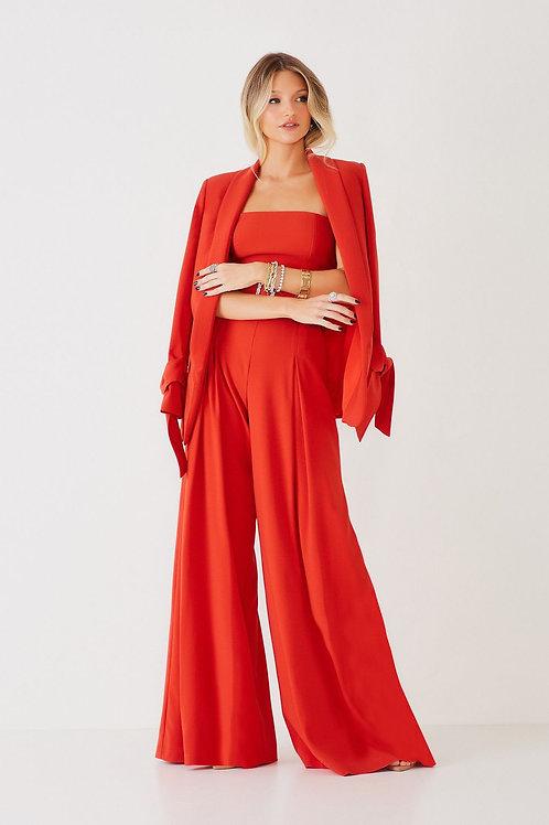 Blazer Sabrina red Fabulous Agilita vermelho