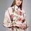 Thumbnail: Conjunto blusa e saia longa estampa floral Skazi Sclub