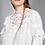 Thumbnail: Blusa detalhe nervuras e renda branca Skazi Sclub