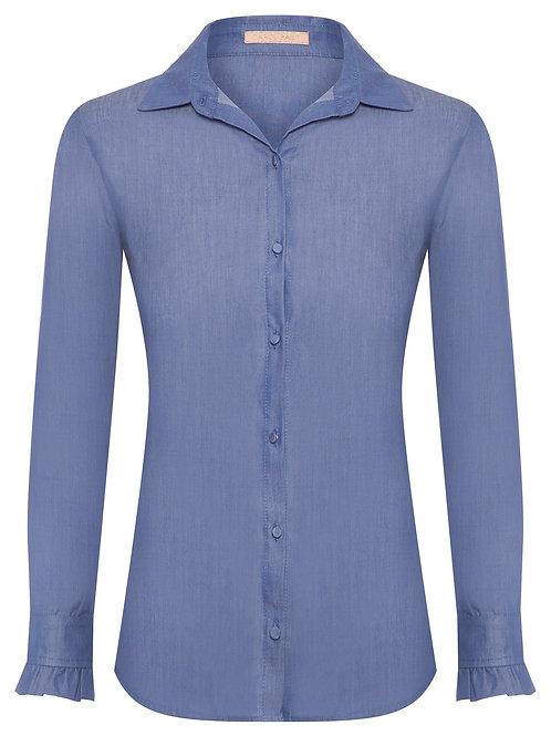 Camisa Henley - Carol Bassi