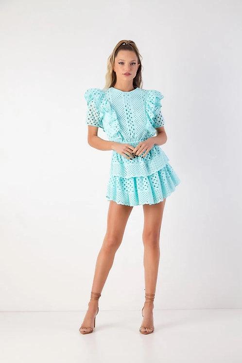 Vestido curto Patrícia Fabulous Agilita