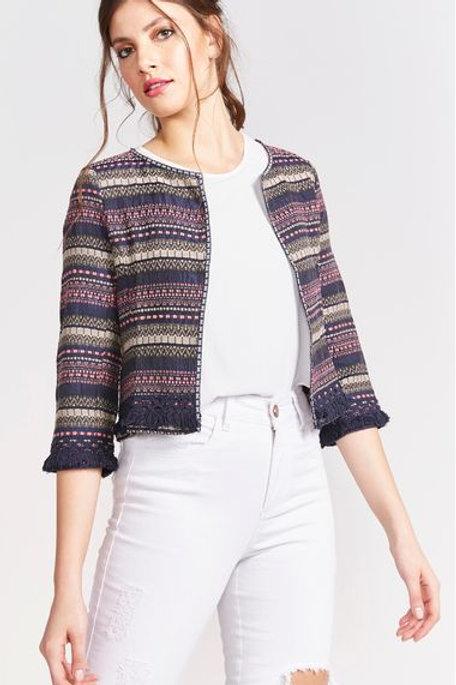 Casaquete Tweed Pop Up Store bazar