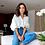 Thumbnail: Blusa branca manga bufante Skazi Sclub Silvia Braz