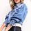 Thumbnail: Jaqueta jeans detalhe botões Skazi Sclub