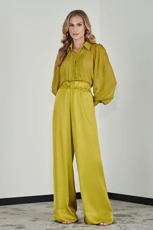 Camisa manga longa citronela - Iorane