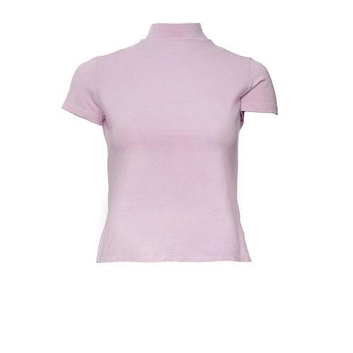 Blusa meia manga Vic lilás Charth