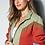 Thumbnail: Conjunto jaqueta e calça recortes Skazi