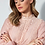 Thumbnail: Blusa detalhe renda rosa Skazi