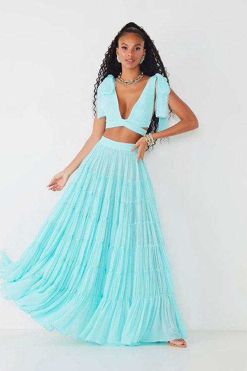 Conjunto saia e top Thassia Tabatha maldivas Fabulous Agilita