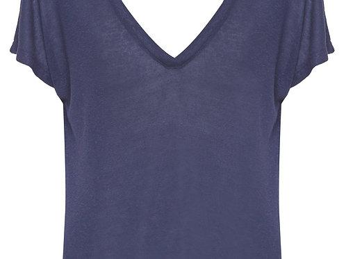 Blusa Sacher - Azul Marinho