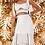 Thumbnail: Conjunto top e saia Carolina off white Fabulous Al Mare Agilità