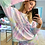 Thumbnail: Calça moletom tie dye rainbow TIG