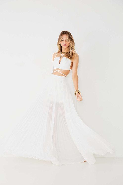 Conjunto Leila branco Fabulous Agilita