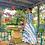 Thumbnail: Vestido bordado em linha azul Skazi Sclub Silvia Braz