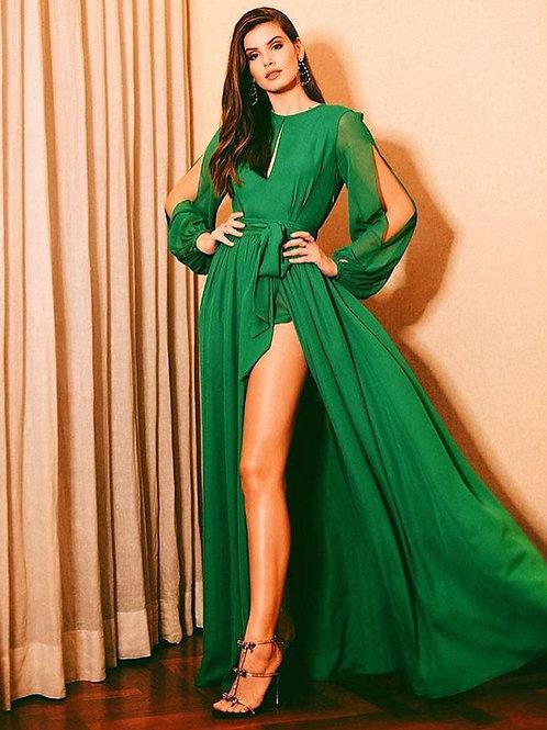 Vestido Boesky Amissima - Verde