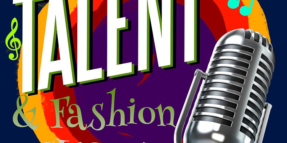 Virtual NECC Talent & Fashion Show