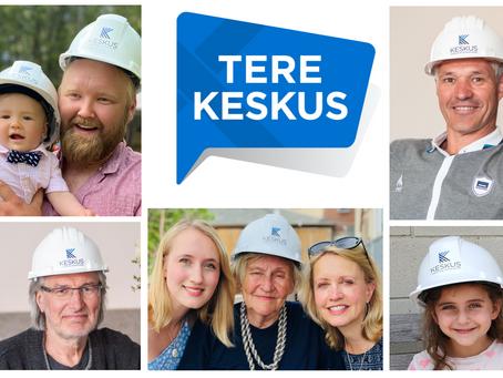 3e-päevases 'Tere, KESKUS' kapitalikogumise aktsioonis astuvad üles mainekad eestlased