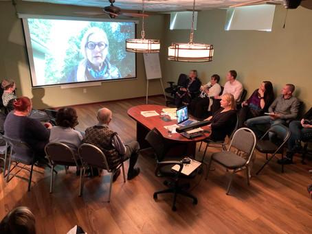 KESKUS Visits Estonian Cultural Society of Chicago