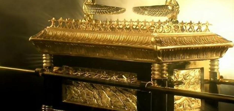 Ark of the Covenant (image from Disclose.TV)