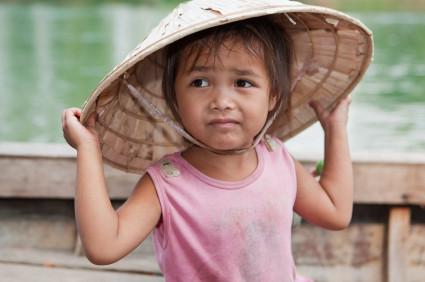 Vietnamese Orphan