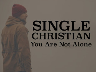 Single Christian, You Are Not Alone